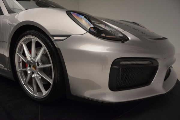 Used 2016 Porsche Boxster Spyder for sale Sold at Maserati of Westport in Westport CT 06880 26