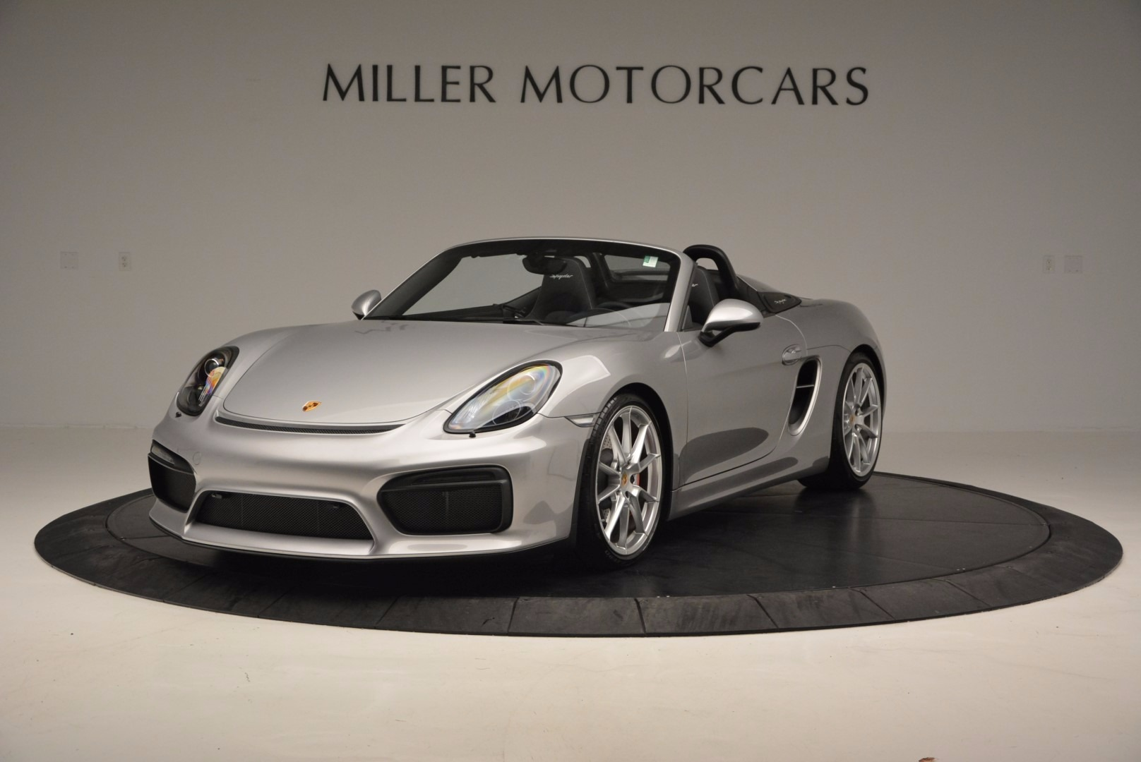 Used 2016 Porsche Boxster Spyder for sale Sold at Maserati of Westport in Westport CT 06880 1