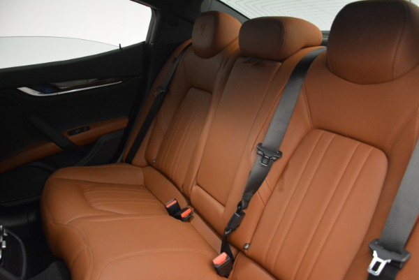 Used 2017 Maserati Ghibli S Q4 Ex-Loaner for sale Sold at Maserati of Westport in Westport CT 06880 19