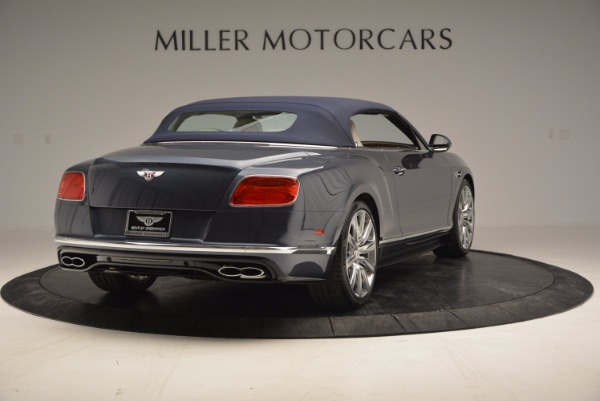 New 2017 Bentley Continental GT V8 S for sale Sold at Maserati of Westport in Westport CT 06880 20