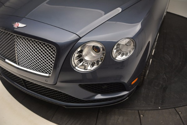Used 2017 Bentley Continental GT V8 S for sale $179,900 at Maserati of Westport in Westport CT 06880 26