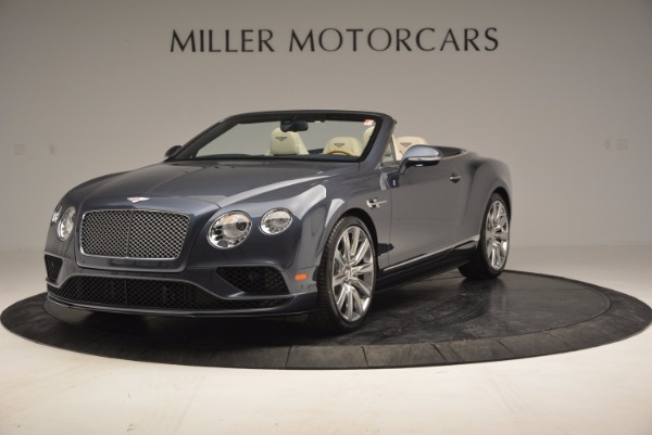 Used 2017 Bentley Continental GT V8 S for sale $179,900 at Maserati of Westport in Westport CT 06880 1