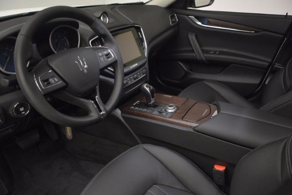 New 2017 Maserati Ghibli SQ4 for sale Sold at Maserati of Westport in Westport CT 06880 13