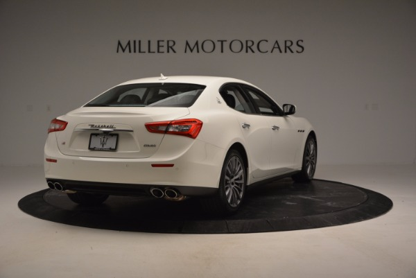 New 2017 Maserati Ghibli SQ4 for sale Sold at Maserati of Westport in Westport CT 06880 7