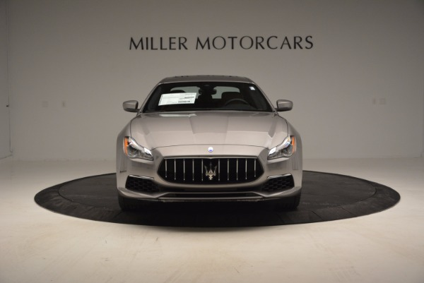 New 2017 Maserati Quattroporte S Q4 GranLusso for sale Sold at Maserati of Westport in Westport CT 06880 12