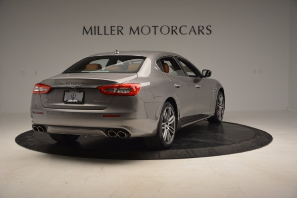 New 2017 Maserati Quattroporte S Q4 GranLusso for sale Sold at Maserati of Westport in Westport CT 06880 7