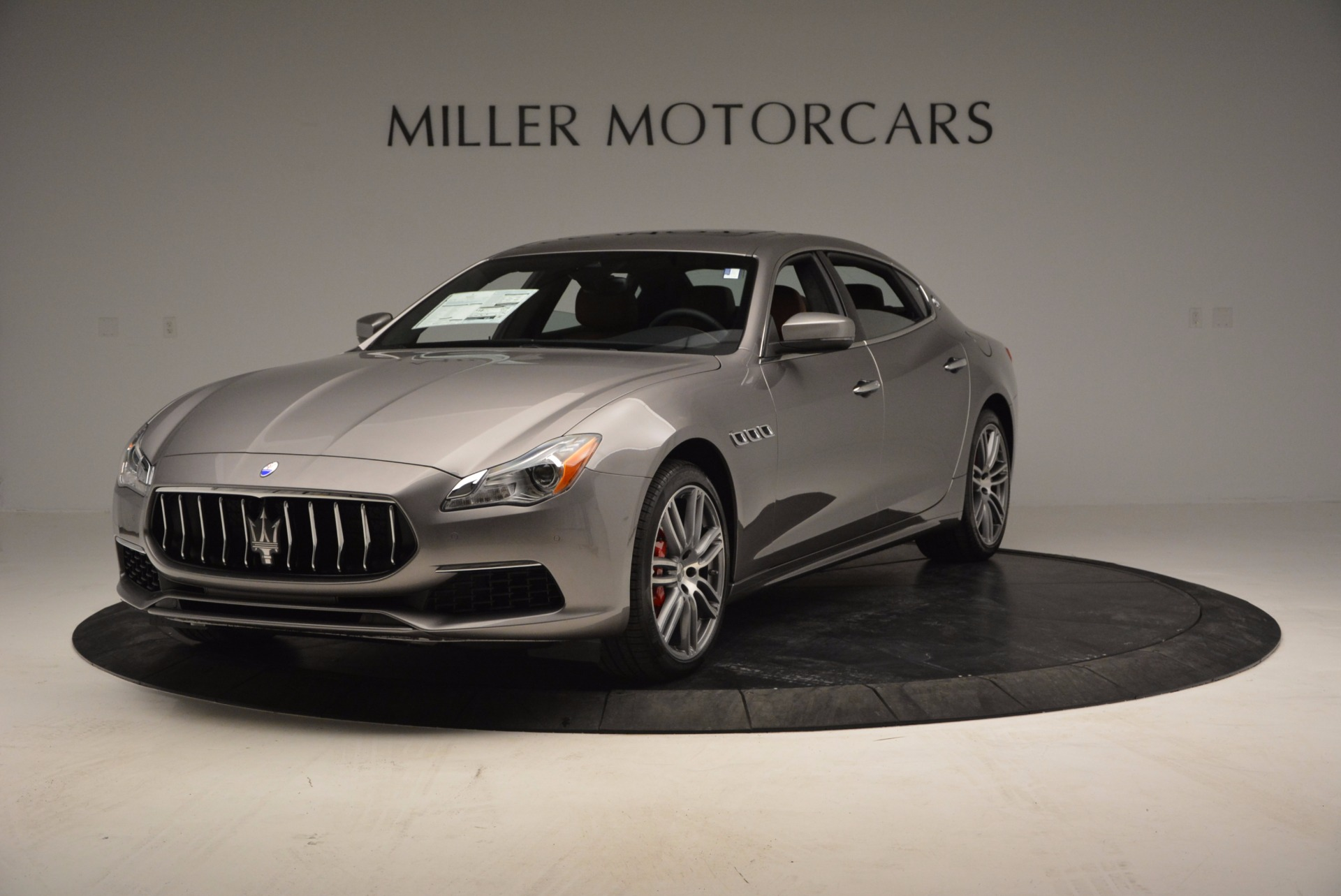 New 2017 Maserati Quattroporte S Q4 GranLusso for sale Sold at Maserati of Westport in Westport CT 06880 1