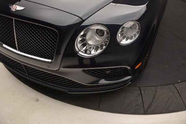 New 2017 Bentley Continental GT V8 S for sale Sold at Maserati of Westport in Westport CT 06880 27