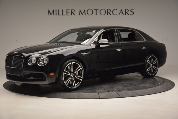 Used 2017 Bentley Flying Spur V8 S for sale Sold at Maserati of Westport in Westport CT 06880 2