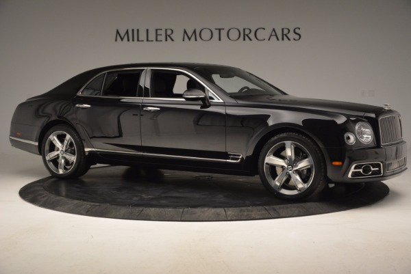 Used 2017 Bentley Mulsanne Speed for sale Sold at Maserati of Westport in Westport CT 06880 10