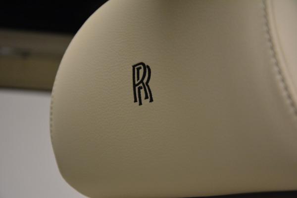Used 2013 Rolls-Royce Ghost for sale Sold at Maserati of Westport in Westport CT 06880 28