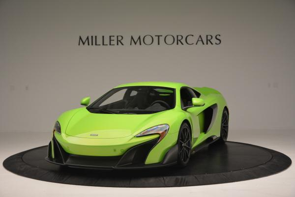Used 2016 McLaren 675LT Coupe for sale $249,900 at Maserati of Westport in Westport CT 06880 2