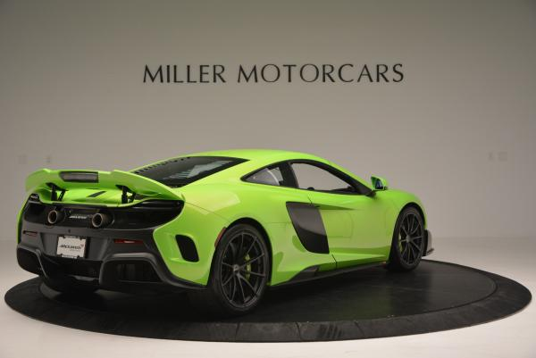 Used 2016 McLaren 675LT Coupe for sale $249,900 at Maserati of Westport in Westport CT 06880 8