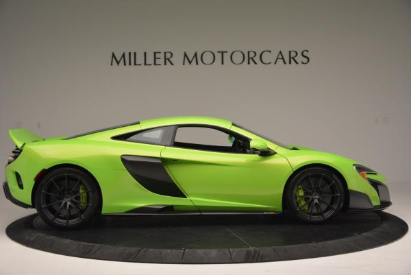 Used 2016 McLaren 675LT Coupe for sale $249,900 at Maserati of Westport in Westport CT 06880 9