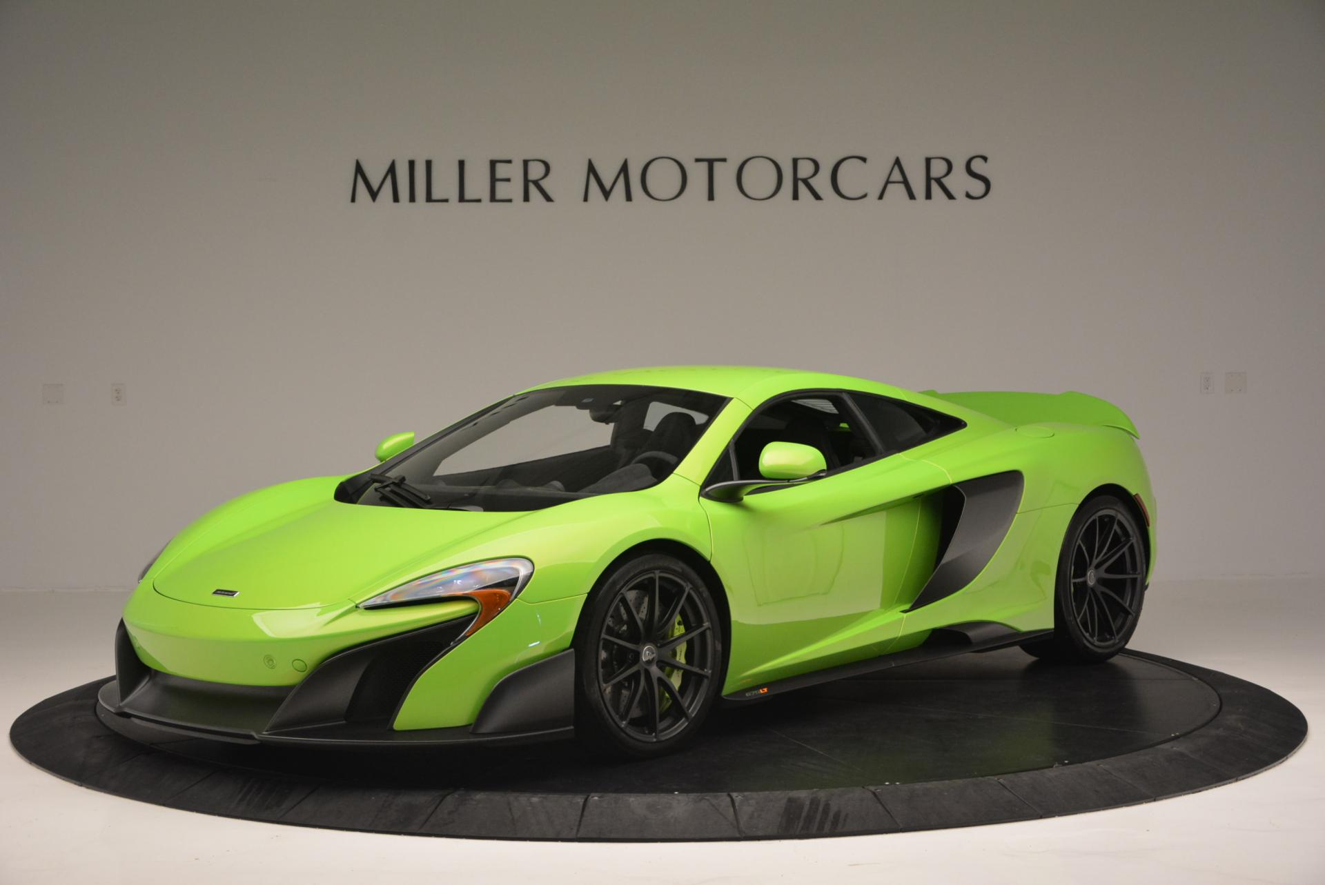 Used 2016 McLaren 675LT Coupe for sale $249,900 at Maserati of Westport in Westport CT 06880 1