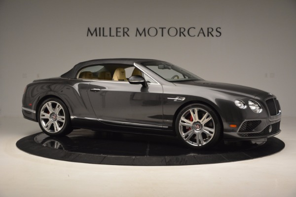 Used 2017 Bentley Continental GT V8 S for sale Sold at Maserati of Westport in Westport CT 06880 19