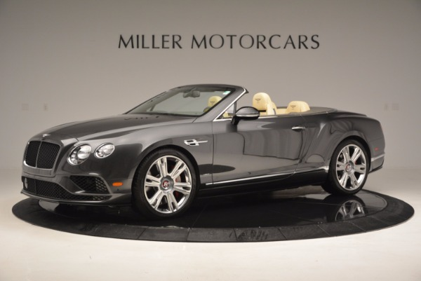 Used 2017 Bentley Continental GT V8 S for sale Sold at Maserati of Westport in Westport CT 06880 2