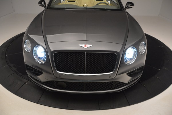 Used 2017 Bentley Continental GT V8 S for sale Sold at Maserati of Westport in Westport CT 06880 21