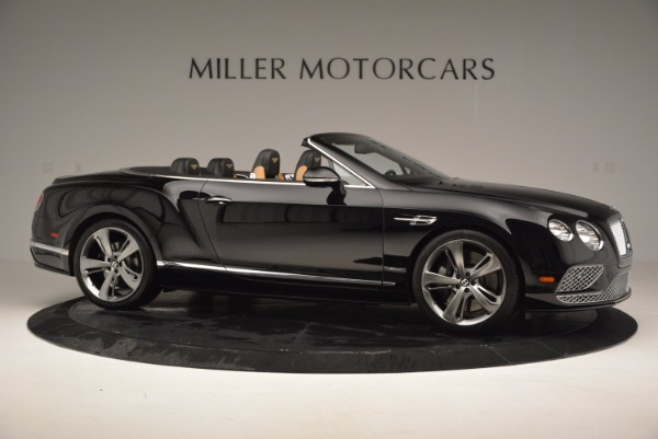 Used 2016 Bentley Continental GT Speed Convertible for sale Sold at Maserati of Westport in Westport CT 06880 10