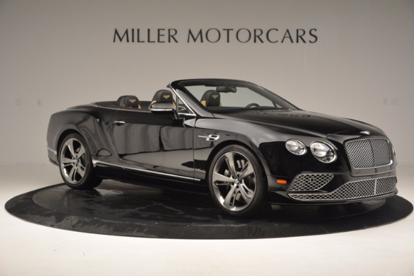 Used 2016 Bentley Continental GT Speed Convertible for sale Sold at Maserati of Westport in Westport CT 06880 11