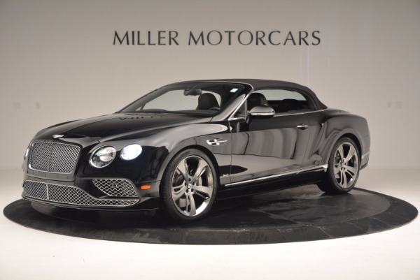 Used 2016 Bentley Continental GT Speed Convertible for sale Sold at Maserati of Westport in Westport CT 06880 14