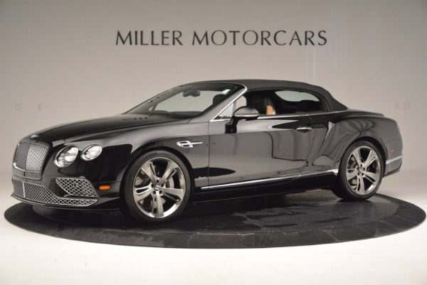 Used 2016 Bentley Continental GT Speed Convertible for sale Sold at Maserati of Westport in Westport CT 06880 15