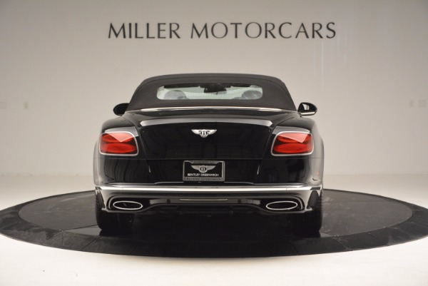 Used 2016 Bentley Continental GT Speed Convertible for sale Sold at Maserati of Westport in Westport CT 06880 17