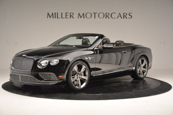 Used 2016 Bentley Continental GT Speed Convertible for sale Sold at Maserati of Westport in Westport CT 06880 2