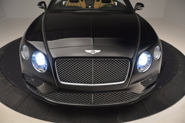 Used 2016 Bentley Continental GT Speed Convertible for sale Sold at Maserati of Westport in Westport CT 06880 22