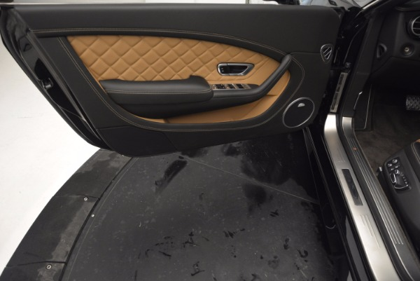 Used 2016 Bentley Continental GT Speed Convertible for sale Sold at Maserati of Westport in Westport CT 06880 27