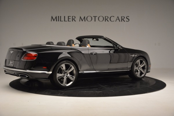 Used 2016 Bentley Continental GT Speed Convertible for sale Sold at Maserati of Westport in Westport CT 06880 8