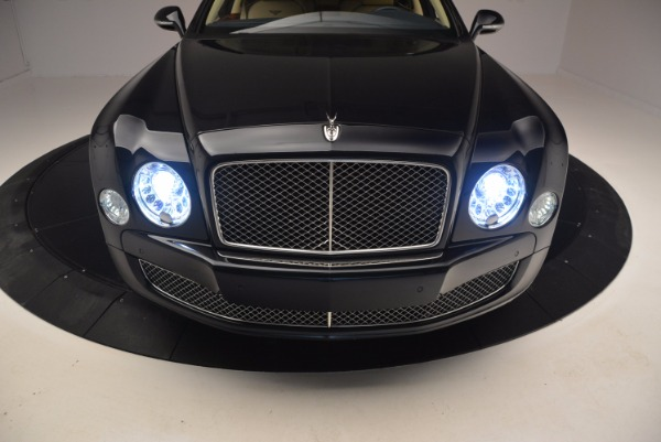 Used 2016 Bentley Mulsanne for sale Sold at Maserati of Westport in Westport CT 06880 12