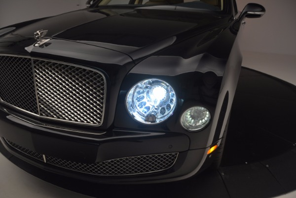 Used 2016 Bentley Mulsanne for sale Sold at Maserati of Westport in Westport CT 06880 13