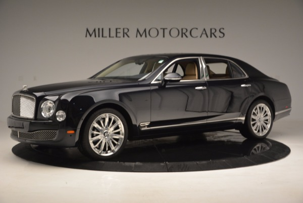 Used 2016 Bentley Mulsanne for sale Sold at Maserati of Westport in Westport CT 06880 2