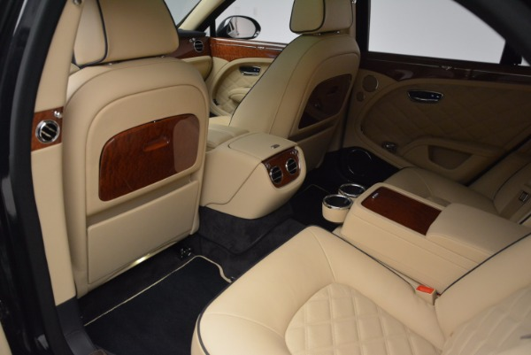 Used 2016 Bentley Mulsanne for sale Sold at Maserati of Westport in Westport CT 06880 26