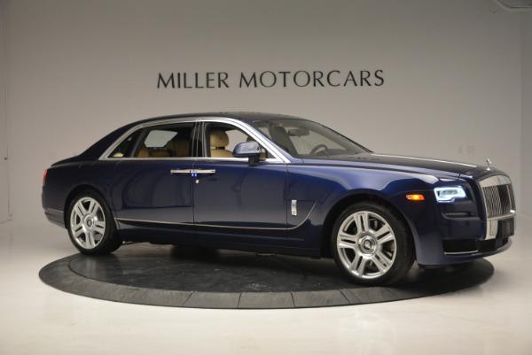 Used 2016 Rolls-Royce Ghost EWB for sale Sold at Maserati of Westport in Westport CT 06880 10