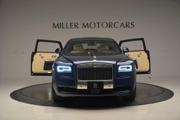 Used 2016 Rolls-Royce Ghost EWB for sale Sold at Maserati of Westport in Westport CT 06880 13