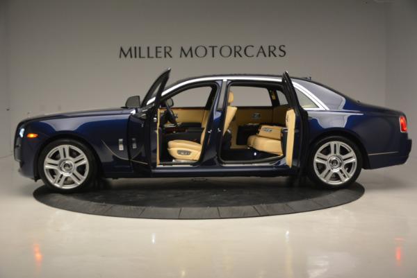 Used 2016 Rolls-Royce Ghost EWB for sale Sold at Maserati of Westport in Westport CT 06880 14