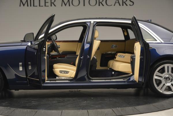 Used 2016 Rolls-Royce Ghost EWB for sale Sold at Maserati of Westport in Westport CT 06880 15