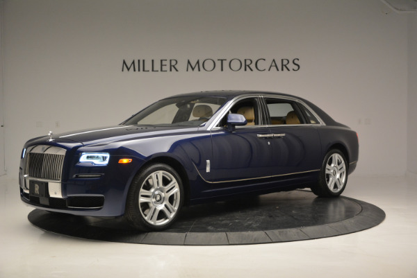 Used 2016 Rolls-Royce Ghost EWB for sale Sold at Maserati of Westport in Westport CT 06880 2