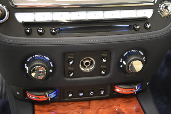 Used 2016 Rolls-Royce Ghost EWB for sale Sold at Maserati of Westport in Westport CT 06880 21