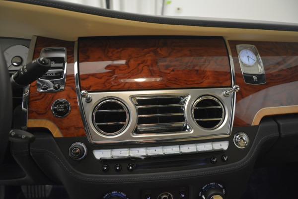 Used 2016 Rolls-Royce Ghost EWB for sale Sold at Maserati of Westport in Westport CT 06880 22