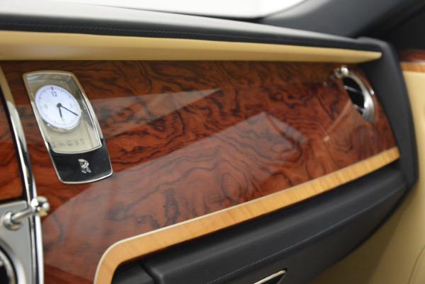 Used 2016 Rolls-Royce Ghost EWB for sale Sold at Maserati of Westport in Westport CT 06880 23