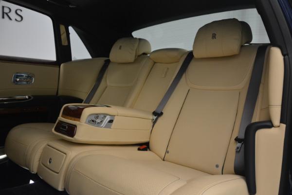 Used 2016 Rolls-Royce Ghost EWB for sale Sold at Maserati of Westport in Westport CT 06880 26