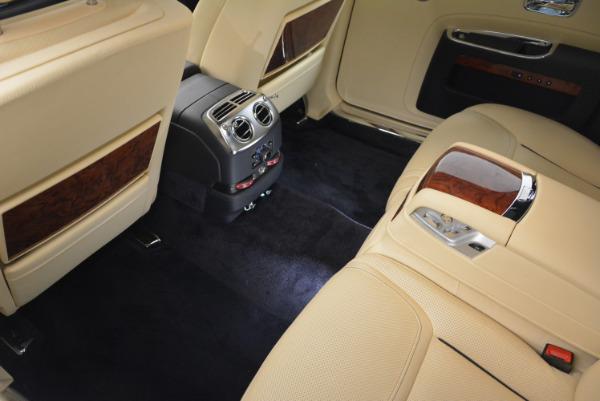 Used 2016 Rolls-Royce Ghost EWB for sale Sold at Maserati of Westport in Westport CT 06880 27