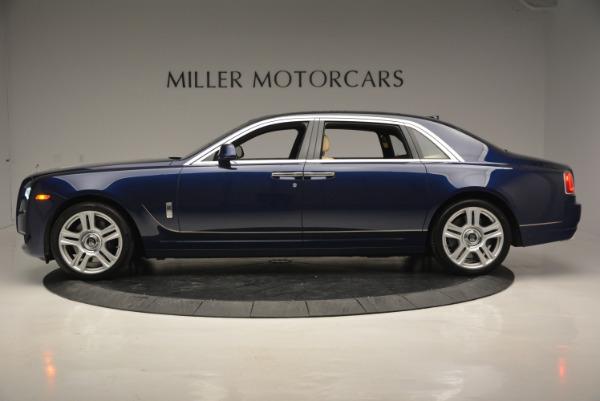 Used 2016 Rolls-Royce Ghost EWB for sale Sold at Maserati of Westport in Westport CT 06880 3