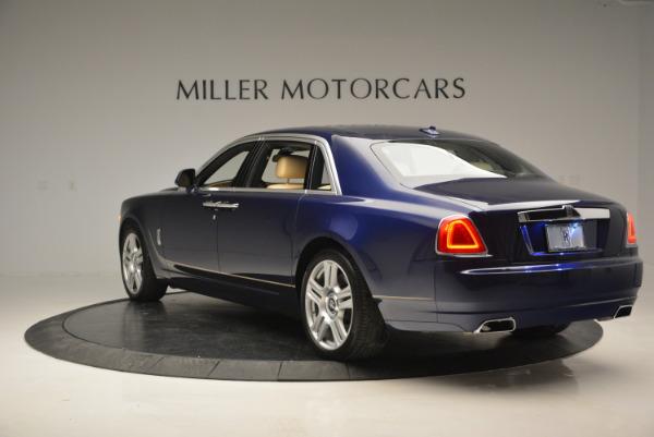 Used 2016 Rolls-Royce Ghost EWB for sale Sold at Maserati of Westport in Westport CT 06880 5