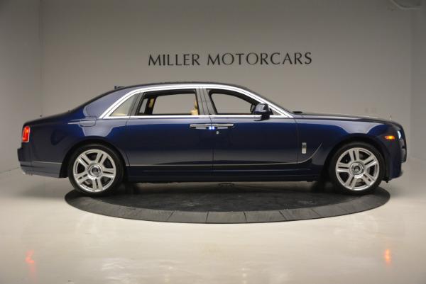 Used 2016 Rolls-Royce Ghost EWB for sale Sold at Maserati of Westport in Westport CT 06880 9