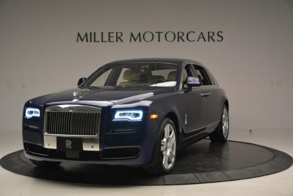 Used 2016 Rolls-Royce Ghost EWB for sale Sold at Maserati of Westport in Westport CT 06880 1