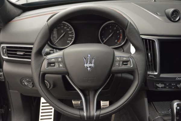 New 2017 Maserati Levante S for sale Sold at Maserati of Westport in Westport CT 06880 19